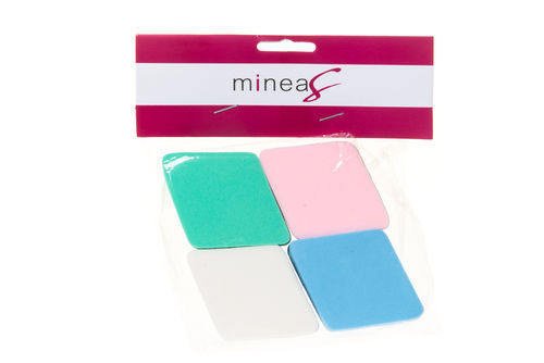 Mineas Make-Up pads