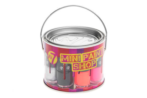 W7 Mini Paint Shop Nail Polish