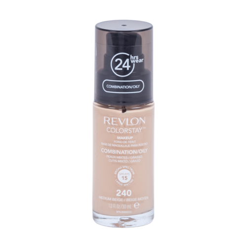 Revlon Colorstay Softlex Combi/Oily With Pump 240