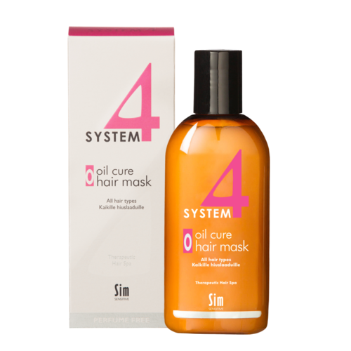 System 4 - O Oil Cure Hair Mask 215ml