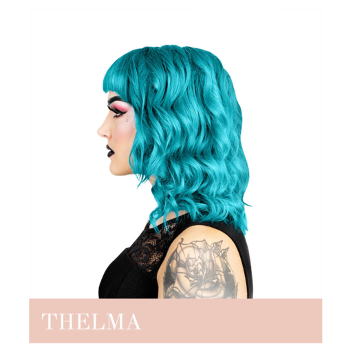 Herman's Amazing Thelma Turquoise 115ml hair color