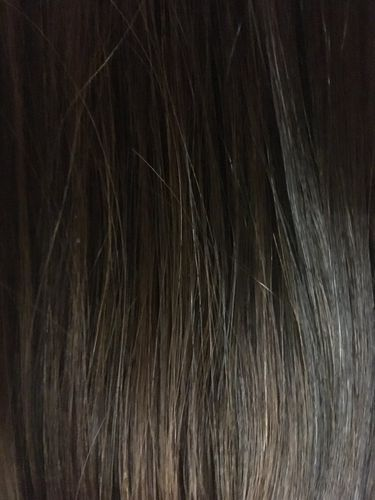 BPhair Multiway Dark Brown hair extension (1b/2#) 50cm 50g