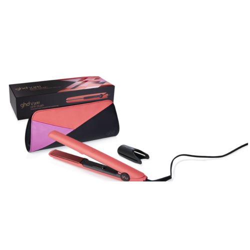 ghd Pink V Gold Style