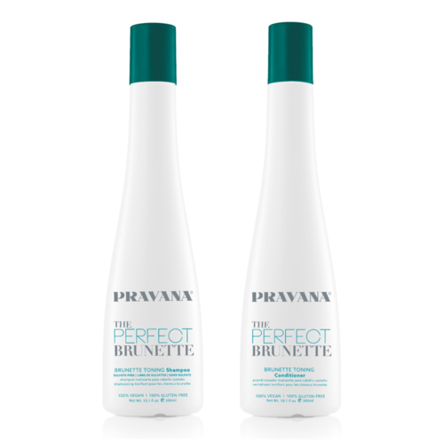 Pravana The PERFECT Brunette Shampoo och Conditioner