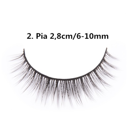 BP magnetic eyelashes 2in1 Pia C