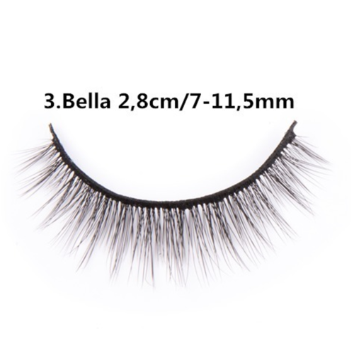 BP magnetic eyelashes 3. Bella (available C and D)