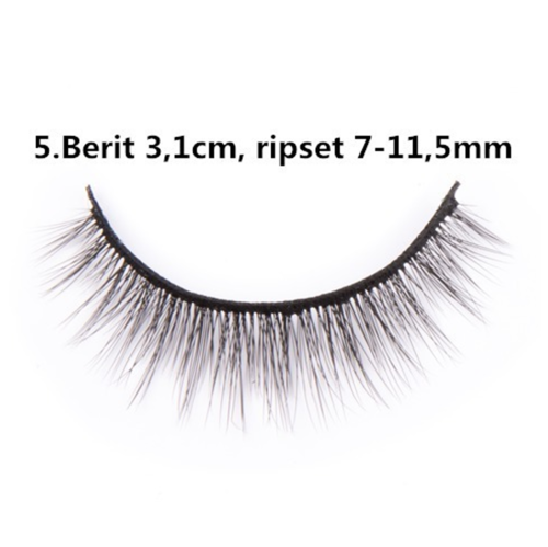 BP magnetic eyelashes 2in1 Berit C
