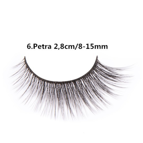 BP magnetic eyelashes 2in1 Petra (available C and D)