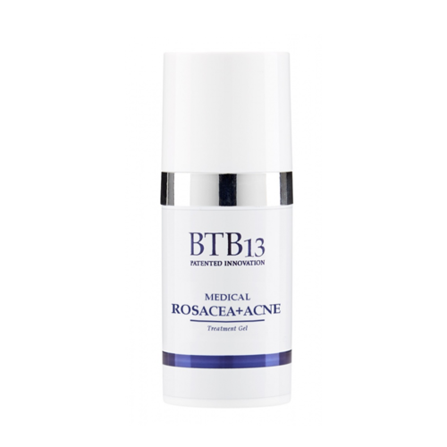 BTB13 Medical Rosacea+Acne Treatment Gel 15ml