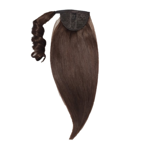 BPhair Ponytail extension Brown -hiuspidennys