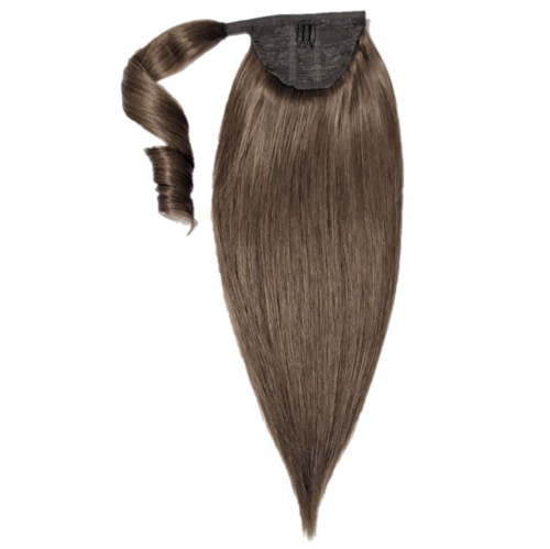 BPhair Ponytail extension Cool Brown -hiuspidennys