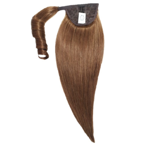 BPhair Ponytail extension Warm Brown -hiuspidennys