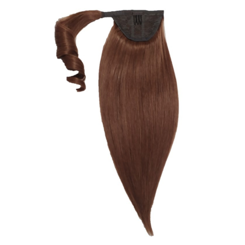 BPhair Ponytail extension Copper Brown -hiuspidennys