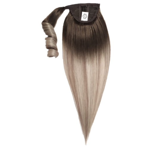 BPhair Ponytail extension ombre Cool Blonde -hiuspidennys